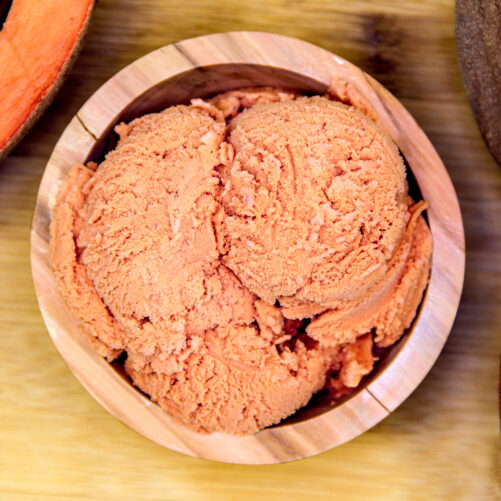 Mamey Magic Tropical Escapes Ice Cream