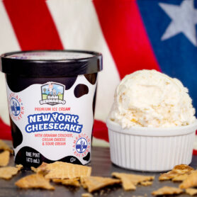 Escapes New York Cheesecake Ice Cream