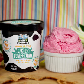 Cactus Pearfection Tropical Escapes Ice Cream
