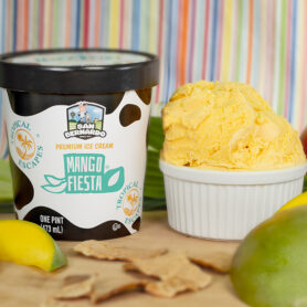 Mango Fiesta Tropical Escapes Ice Cream
